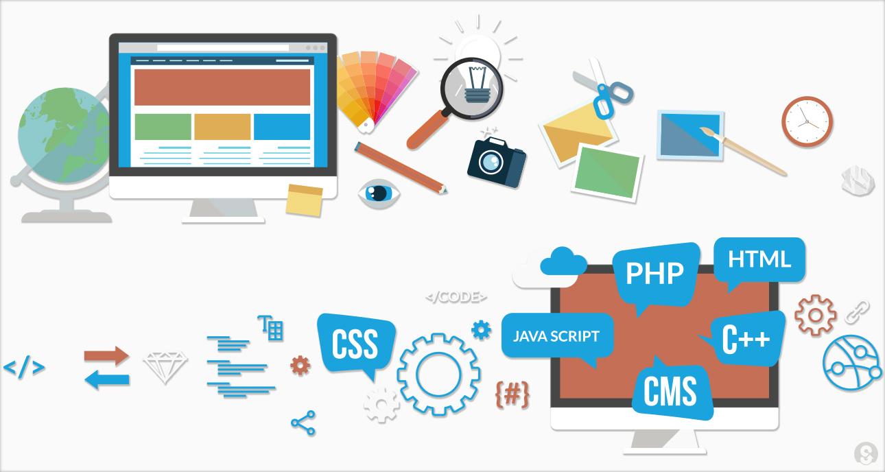 تکنولوژی طراحی سایت
